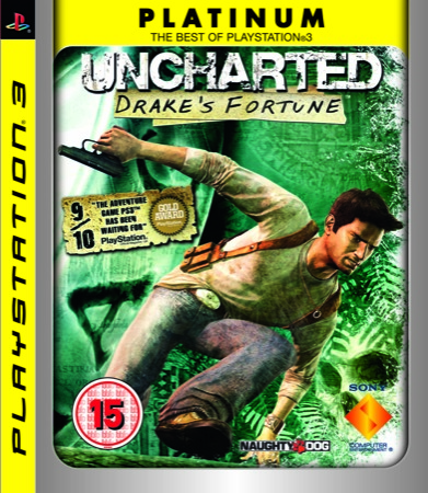 UnchartedPLA UK - Primi Platinum Games per PS3