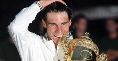 nadal - Nadal conquista Wimbledon