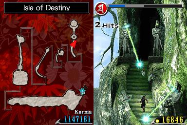 ninja%20gaiden%20ds - Recensione DS, Ninja Gaiden Dragon Sword