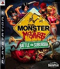 ps3 monster madness battle for suburbia ex - Line-up di Midway e SouthPeak Interactive per l'E3