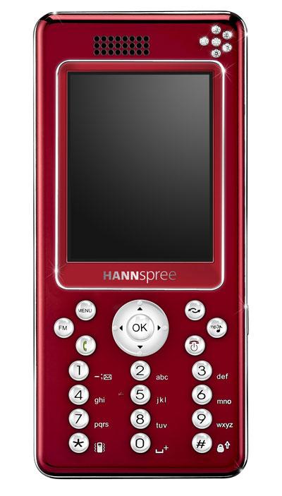 HANNSzephyr230908 - HANNSzephyr, cellulare multimediale che si trasforma in telecomando universale per i televisori LCD di HANNspree