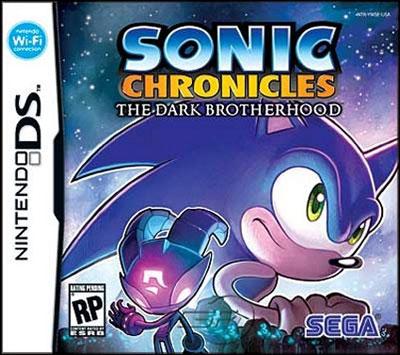 sonicchronicles26092008 - La lista dei videogames in uscita a Settembre 2008: PSP, PS2, PS3, XBOX360, WII, NDS