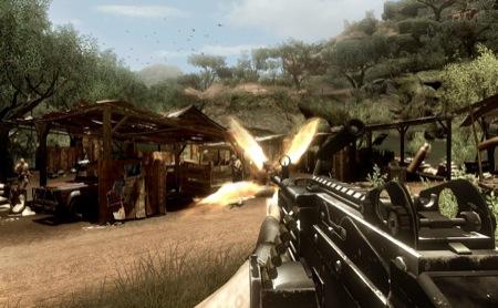 Farcry21 - Far Cry 2 è in Gold Master