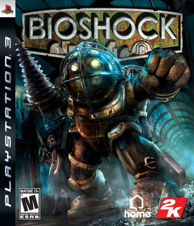 bioshockps302102008 - La lista dei videogames in uscita ad Ottobre 2008: PSP, PS2, PS3, XBOX360, WII, NDS
