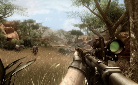 farcry23 - Far Cry 2 è in Gold Master
