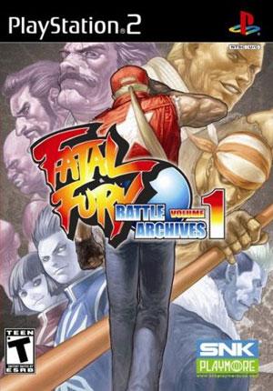 ps2fatalfury02102008 - La lista dei videogames in uscita ad Ottobre 2008: PSP, PS2, PS3, XBOX360, WII, NDS