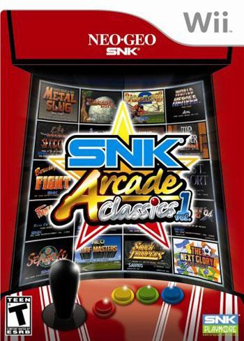 snkarcadewii02102008 - La lista dei videogames in uscita ad Ottobre 2008: PSP, PS2, PS3, XBOX360, WII, NDS