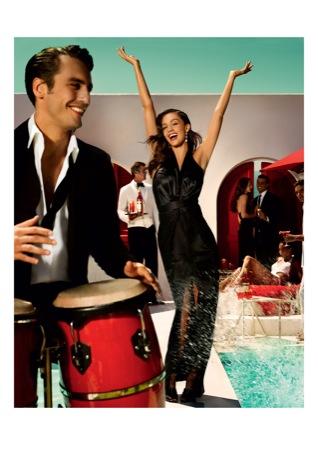 06 CampariCalendar2009 JUNE - Jessica Alba protagonista a Milano del nuovo Calendario Campari