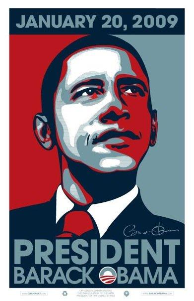 PresidentBOBAMA - Barak H. Obama è il nuovo presidente degli Stati Uniti d'America: il suo discorso.