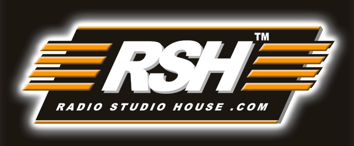 Logo RSH - Nasce Radio Studio House, la radio internet che suona come una FM