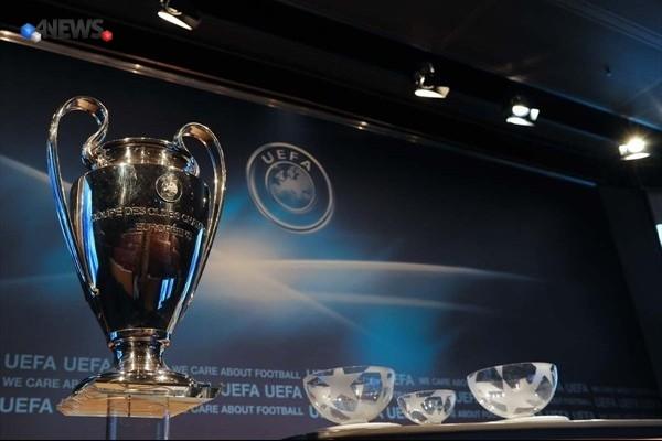 uefa champions league foto urne - Mediaset si aggiudica in esclusiva i diritti tv della Uefa Champions League, Europa League e SuperCoppa Europea 2012-2015