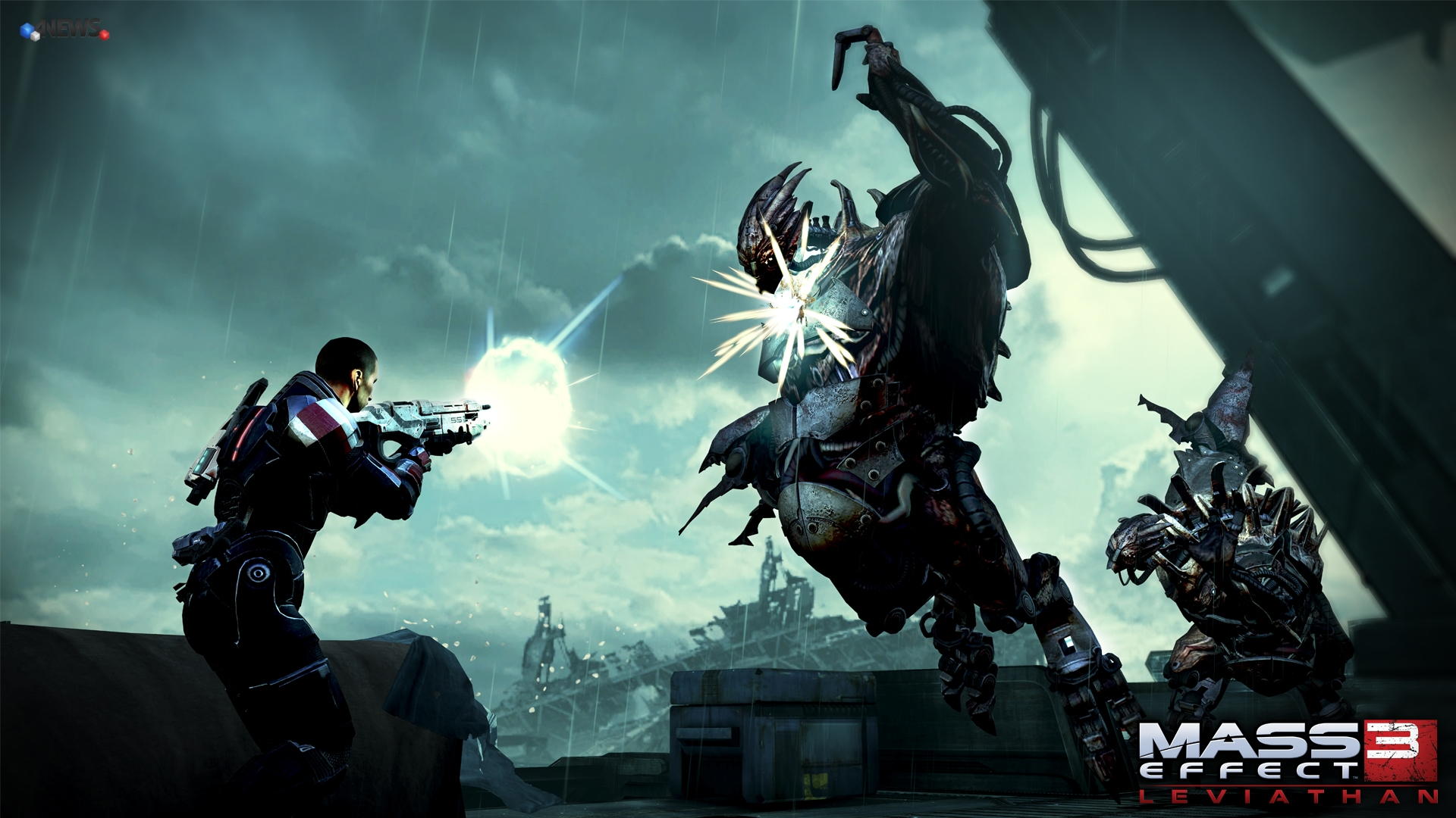 Leviathan Launch 01 - Recensione Leviathan, DLC di Mass Effect 3