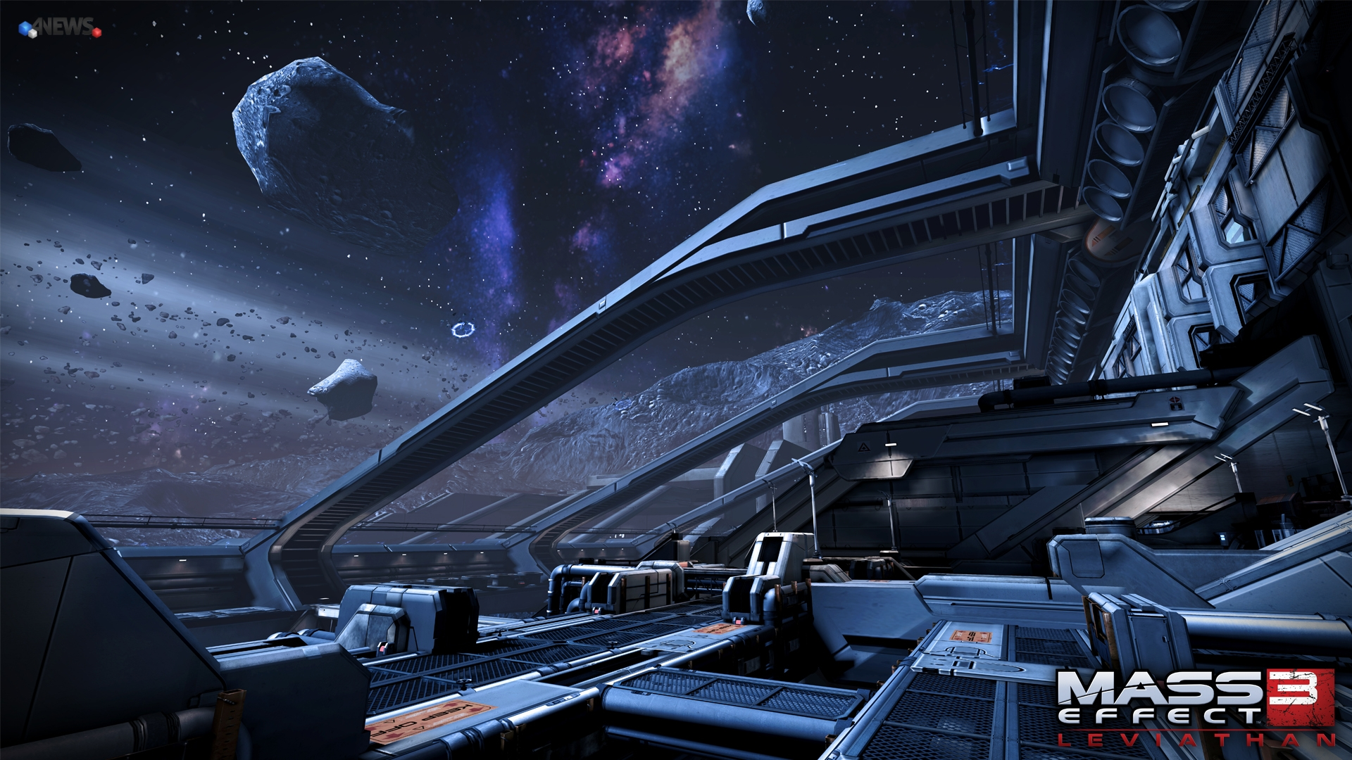 Leviathan Launch 02 - Recensione Leviathan, DLC di Mass Effect 3