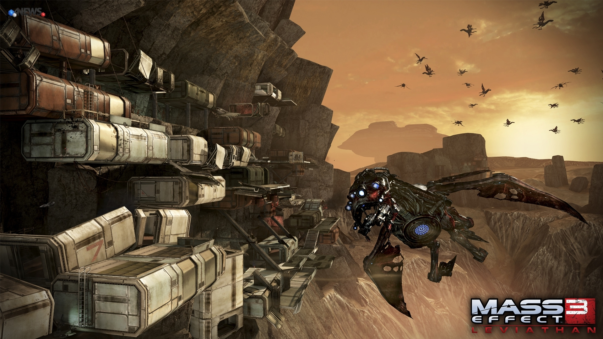 Leviathan Launch 03 - Recensione Leviathan, DLC di Mass Effect 3