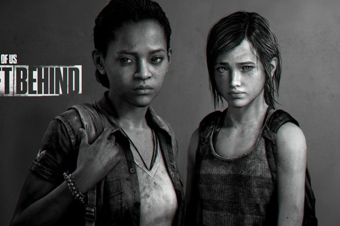 Left Behind The Last of Us