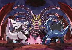 Dialga Palkia Giratina - Guida Pokémon Rubino Omega/Zaffiro Alpha, i leggendari