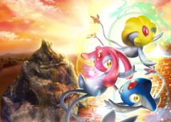 Guardiani laghi Azelf mesprit Uxie - Guida Pokémon Rubino Omega/Zaffiro Alpha, i leggendari