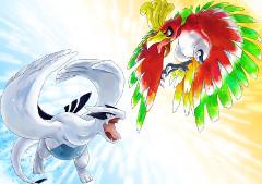 LugiaAndHo Oh - Guida Pokémon Rubino Omega/Zaffiro Alpha, i leggendari