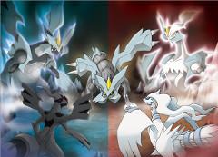 Trio Tao Reshiram Zekrom Kyurem - Guida Pokémon Rubino Omega/Zaffiro Alpha, i leggendari