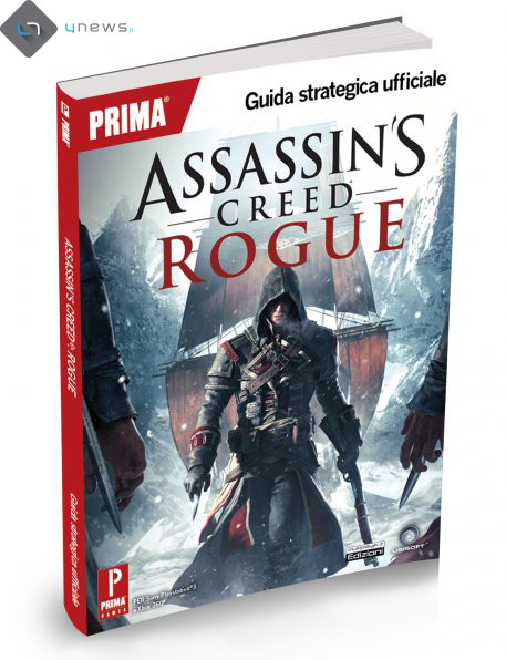 ACRogue guida Cover3D