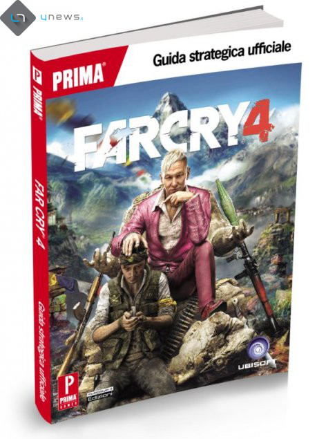 FarCry4 3DCover