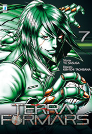 TerraFormars7 - Star Comics, ecco le uscite del 12 febbraio!