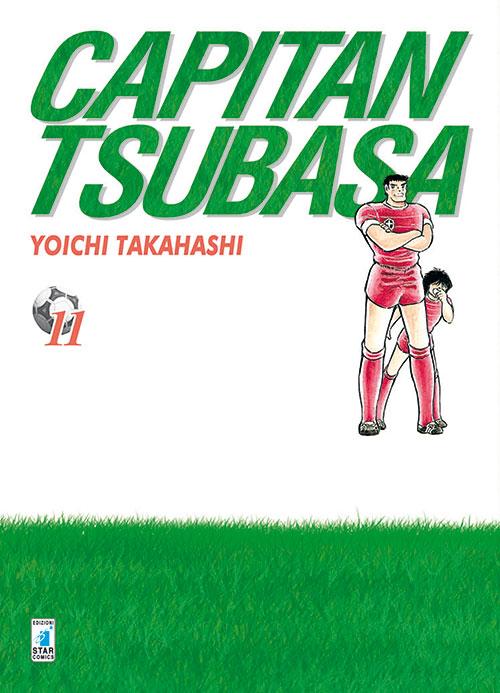 CapitanTsubasaNE11 - Star Comics, anticipazioni uscite del 25 marzo