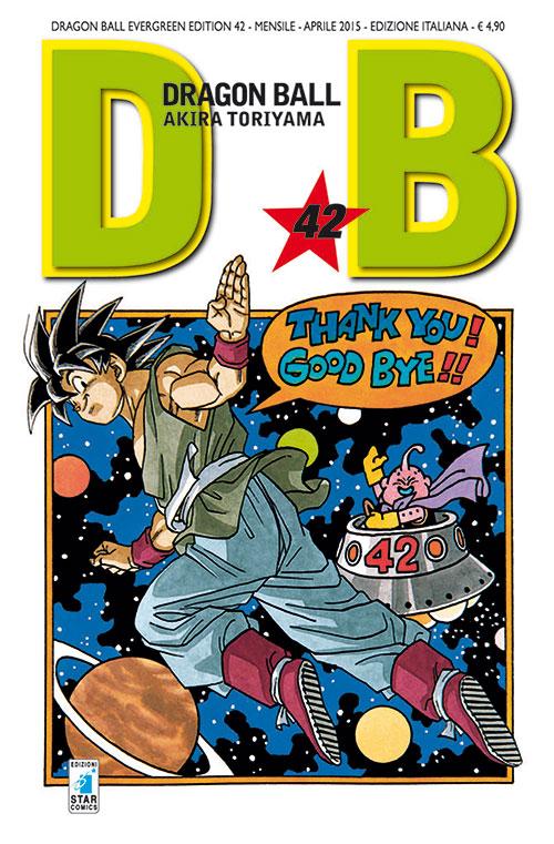 DragonBallEvergreenEdition42 - Star Comics, anticipazioni uscite del 25 marzo
