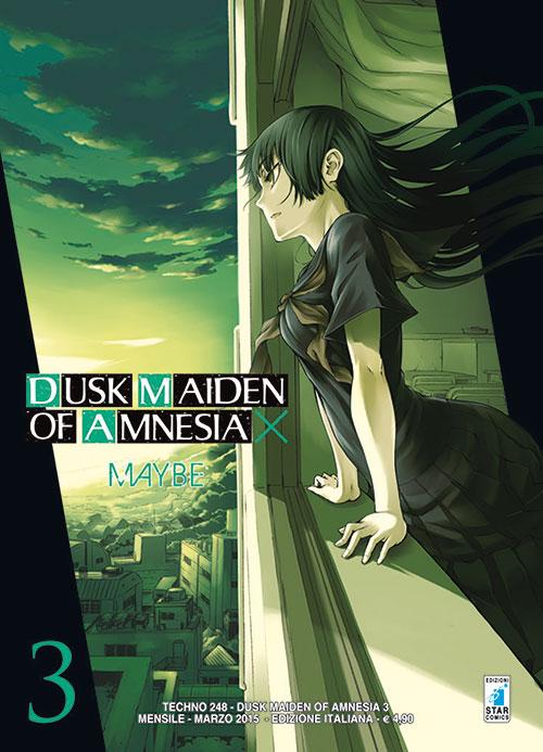 DuskMaidenOfAmnesia3 - Star Comics, le uscite del 18 marzo