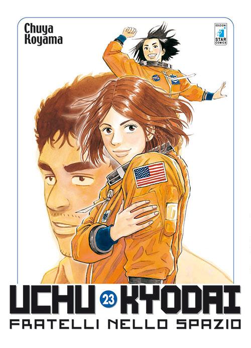 UchuKyodai23 - Star Comics, le uscite del 18 marzo