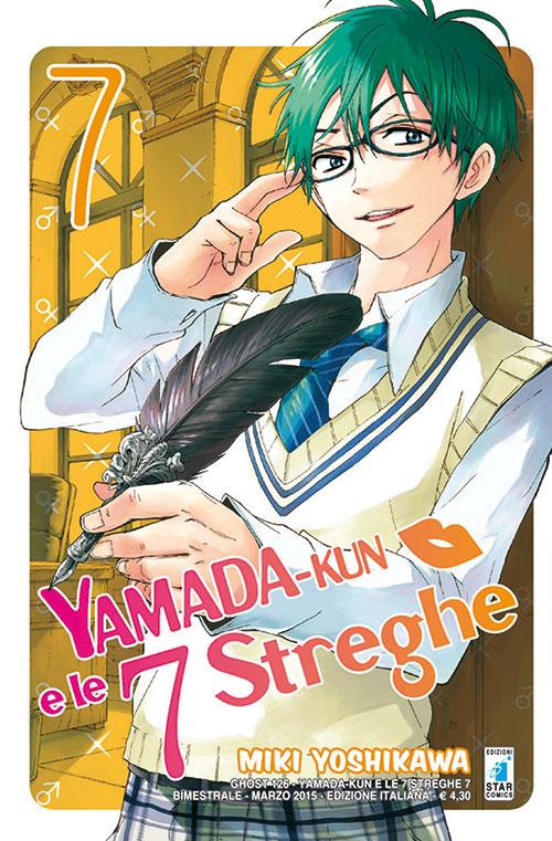 YamadaKun7 - Star Comics, anticipazioni uscite del 25 marzo