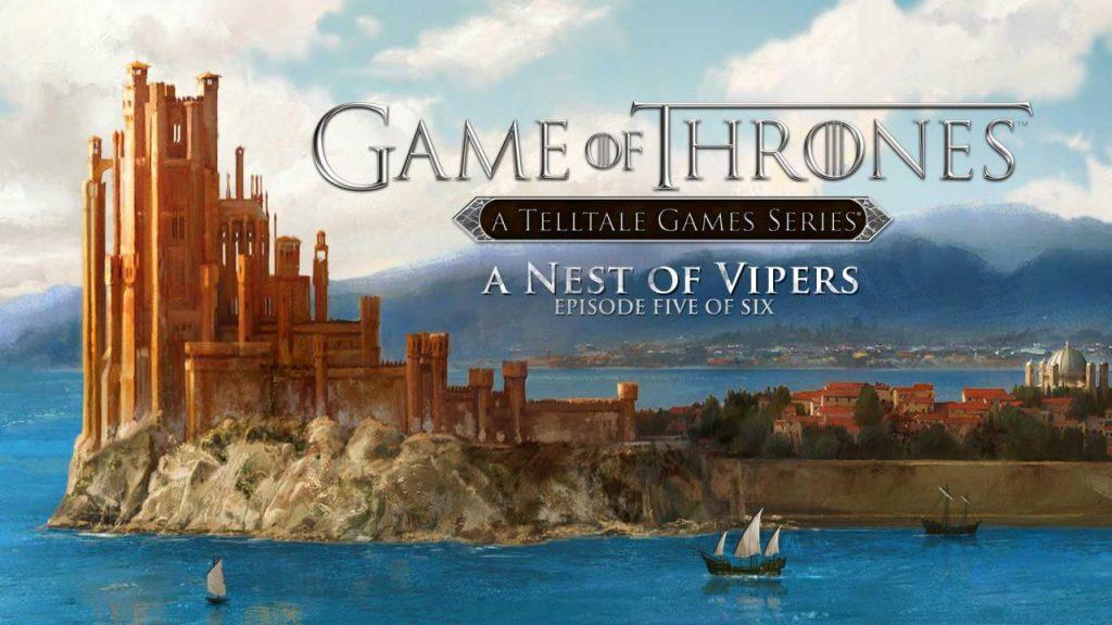 38404 game of thrones a telltale games series episode 5 a nest of vipers il trailer di lancio 720p 1024x576 - Recensione Game of Thrones Episodio 5