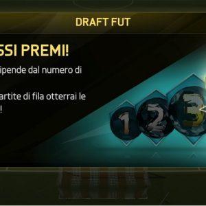 FIFA 16 Draft FUT nei menu 4