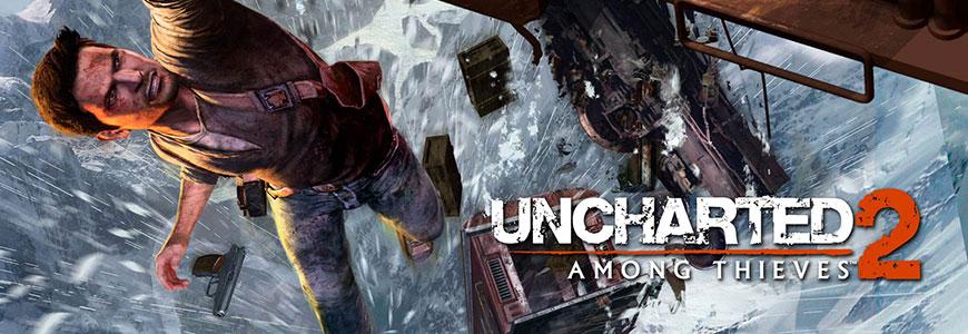 Uncharted2banner - Uncharted - The Nathan Drake Collection - Guida ai tesori