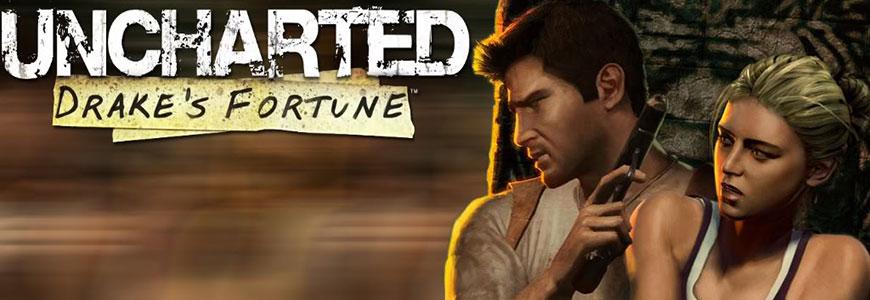 uncharted1banner - Uncharted - The Nathan Drake Collection - Guida ai tesori