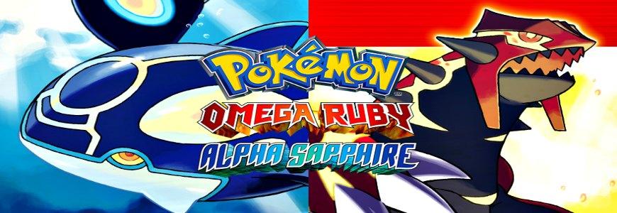pokemon oras NewExt - Pokémon Rubino Omega/Zaffiro Alpha, presentato Volcanion