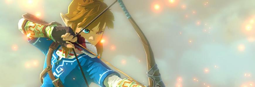 TheLegendofZeldaUExt - The Legend of Zelda Breath of the Wild, Aonuma è a New York?
