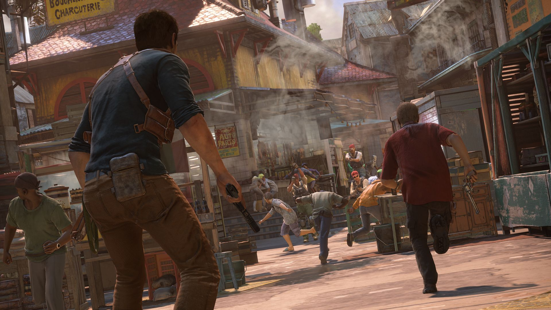 Uncharted 4 enemies approach 1434429096 - Recensione Uncharted 4: Fine di un Ladro