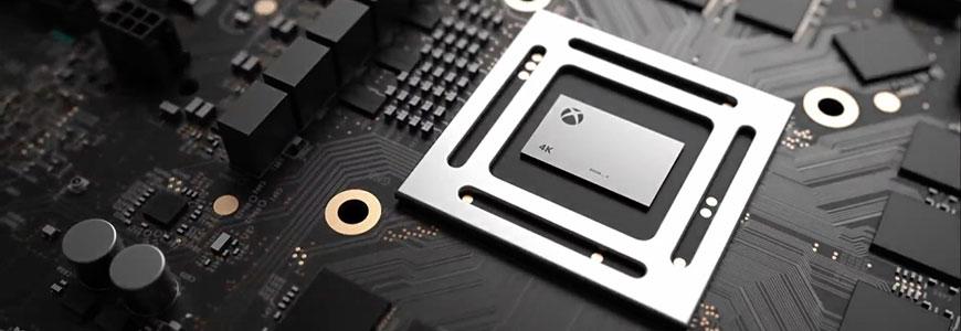 XBOXprojectscorpioEXT - Nuove indiscrezioni su Project Scorpio, GPU Vega e 13 GB di RAM?