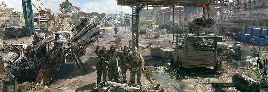 FalloutExt - Fukushima, ovvero Fallout nel mondo reale