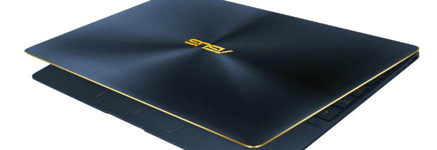 ZenBook3Ext - ASUS, presentati i nuovi ZenBook 3 e ZenBook Flip