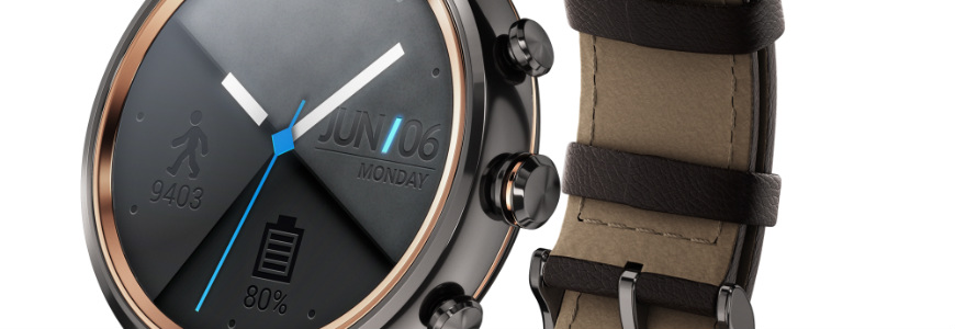 Zenwatch3Ext - ASUS presenta il suo nuovo ZenWatch 3
