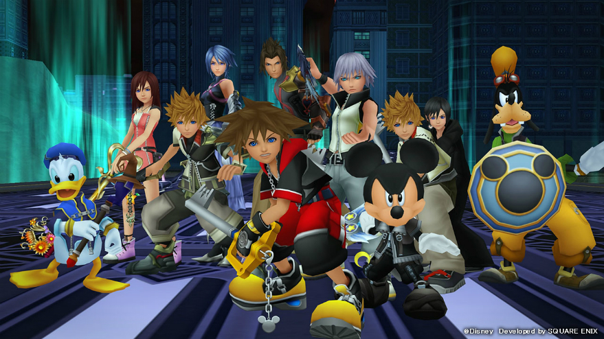 bella2 - Recensione Kingdom Hearts HD 2.8 Final Chapter Prologue