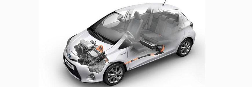 yarisibridaEXT - Auto ibride: cosa c'è da sapere e le differenze con quelle elettriche