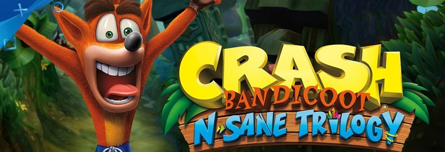 CrashBandicootNSaneTrilogyExt - Svelata la data d'uscita di Crash Bandicoot N. Sane Trilogy