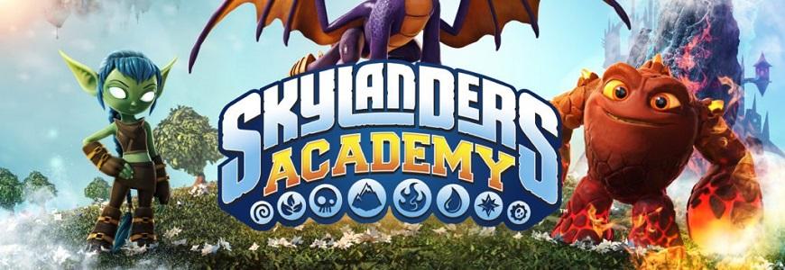 Skylanders Academy - Annunciata oggi la terza stagione di Skylanders Academy