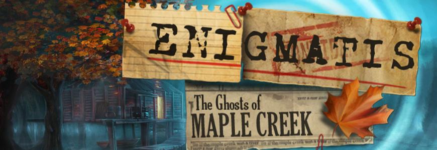 the ghosts of maple creek estesa - Recensione Enigmatis: The Ghosts of Maple Creek