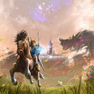 Zelda 300x300 - Recensione The Legend of Zelda: Breath of the Wild