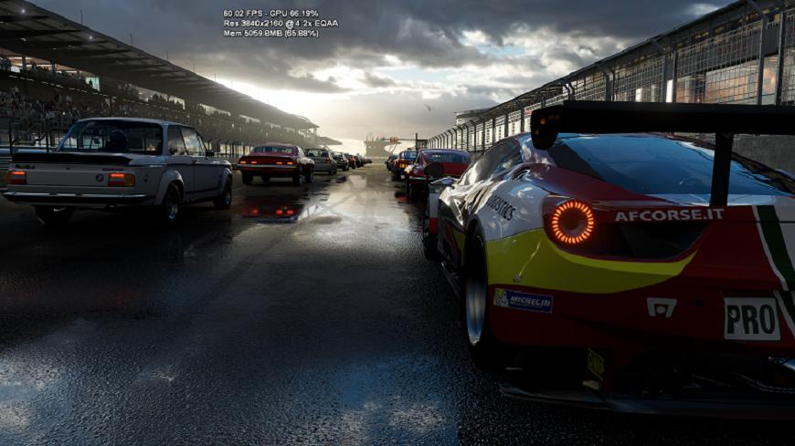 Forza Tech Screenshot