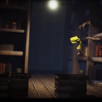 Little Nightmares 4 350x350 - Recensione Little Nightmares